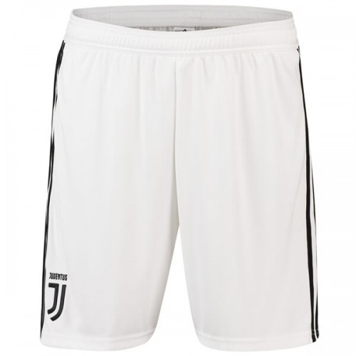 Juventus Home Shorts 18 19