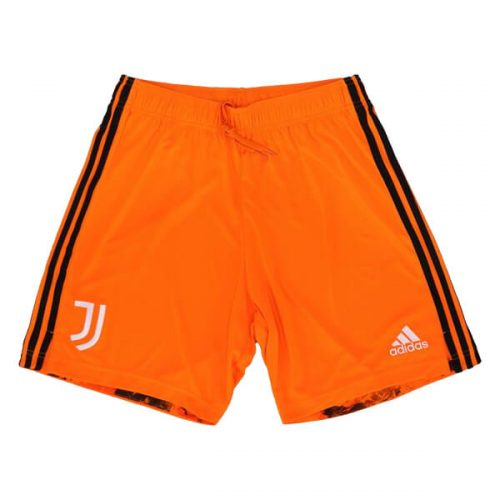 Juventus Third Football Shorts 20 21