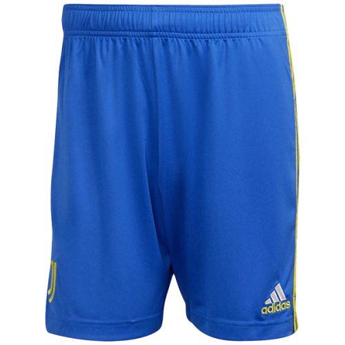 Juventus Third Football Shorts 21 22