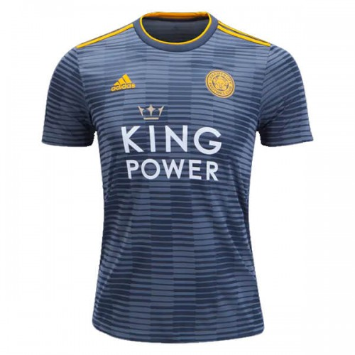 Leicester City Away Football Shirt 18 19