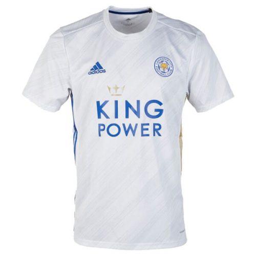 Leicester City Away Football Shirt 20 21