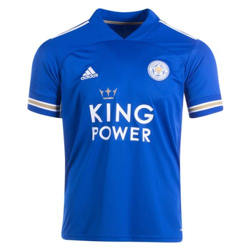 Leicester City Home Football Shirt 20 21