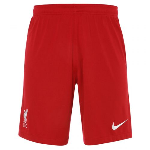 Liverpool Home Football Shorts 20 21