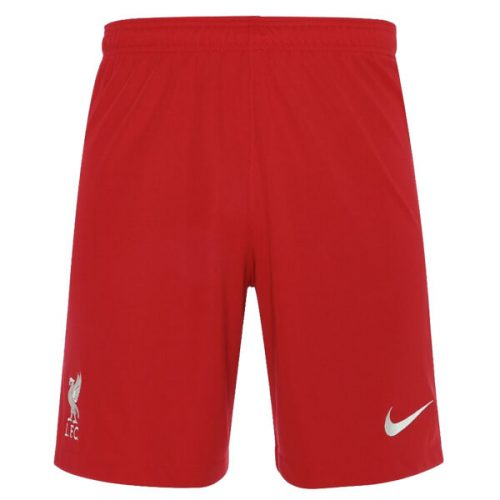 Liverpool Home Football Shorts 2122