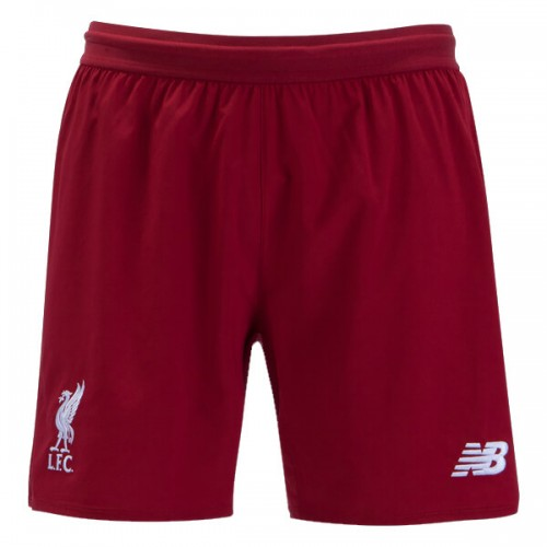 Liverpool Home Shorts 18 19