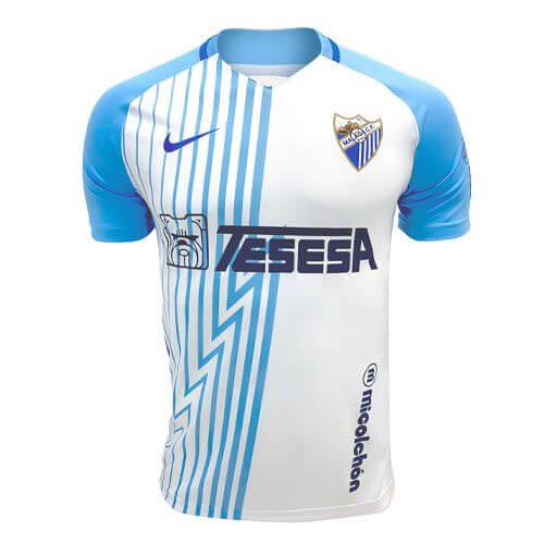 Malaga Home Football Shirt 20 21