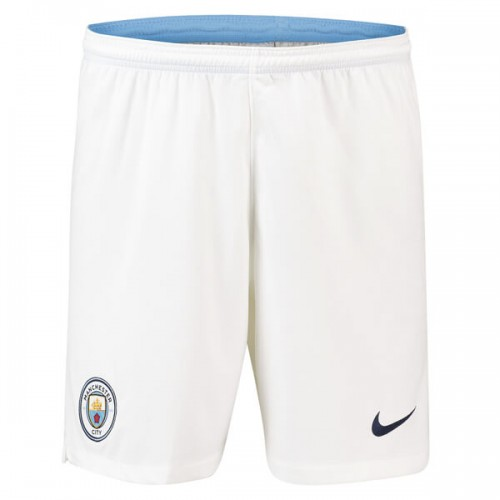 Manchester City Home Shorts 18 19