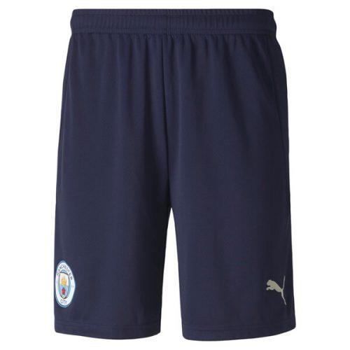 Manchester City Third Football Shorts 20 21