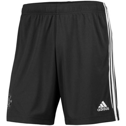 Manchester United Away Football Shorts 20 21