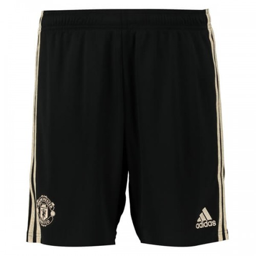 Manchester United Away Football Shorts 19/20