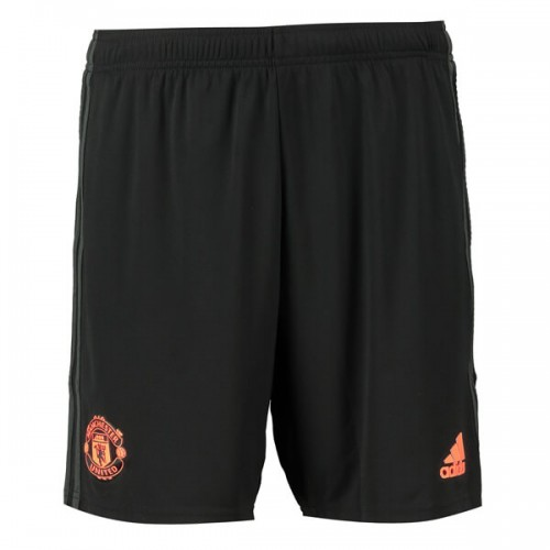 Manchester United Third Football Shorts 19 20