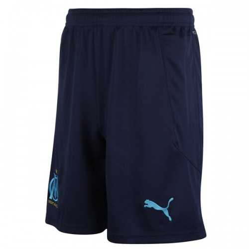Olympique Marseille Away Football Shorts 20 21