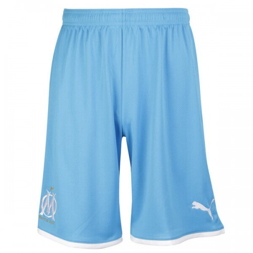Olympique Marseille Away Soccer Shorts 19 20