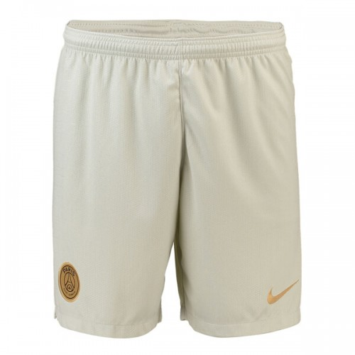 PSG Away Soccer Shorts 18 19