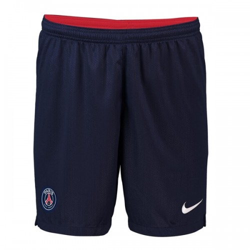 PSG Home Soccer Shorts 18 19