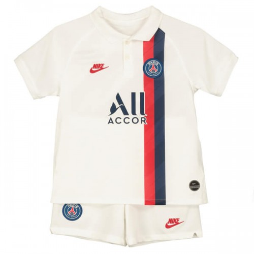 PSG Third Kids Football Kit 19 20