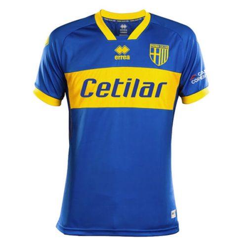 Parma Away Football Shirt 20 21 - Blue