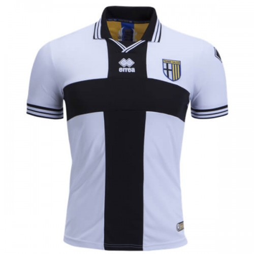 Parma Home Football Shirt 18 19