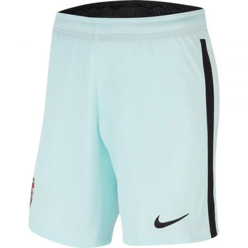 Portugal Away Football Shorts 20 21