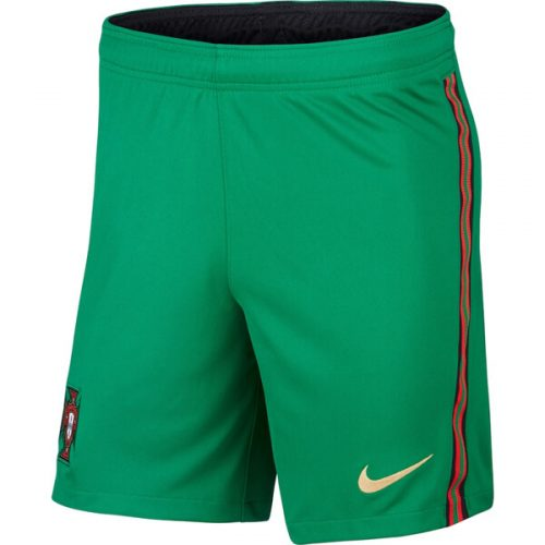 Portugal Home Football Shorts 20 21