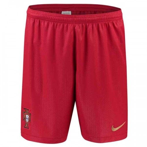 Portugal Home Shorts 2018