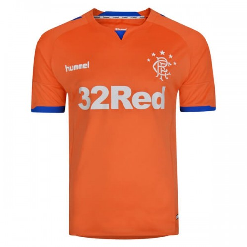 Rangers 3rd Football Shirt 1819