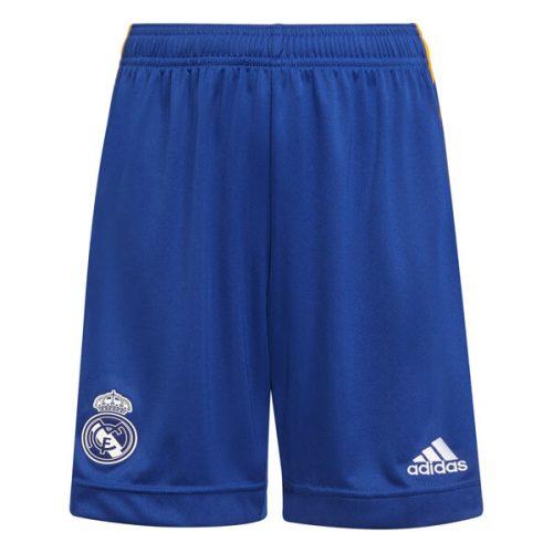 Real Madrid Away Football Shorts 21 22