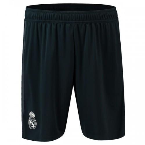 Real Madrid Away Soccer Shorts 18 19