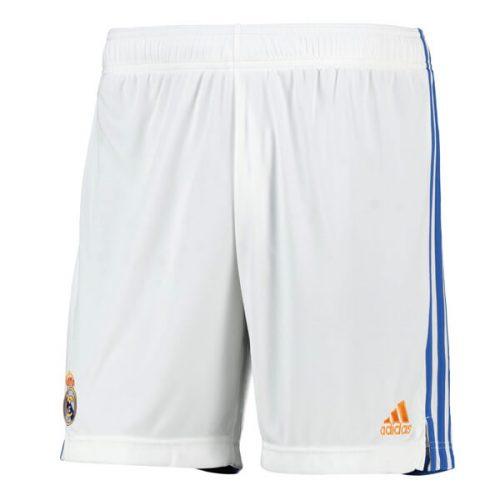 Real Madrid Home Football Shorts 21 22