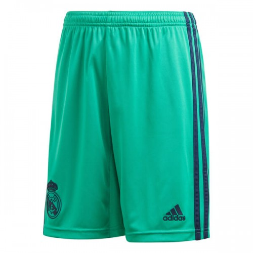 Real Madrid Third Soccer Shorts 19 20