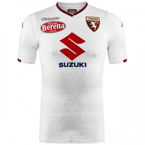 Torino Away Football Shirt 18 19