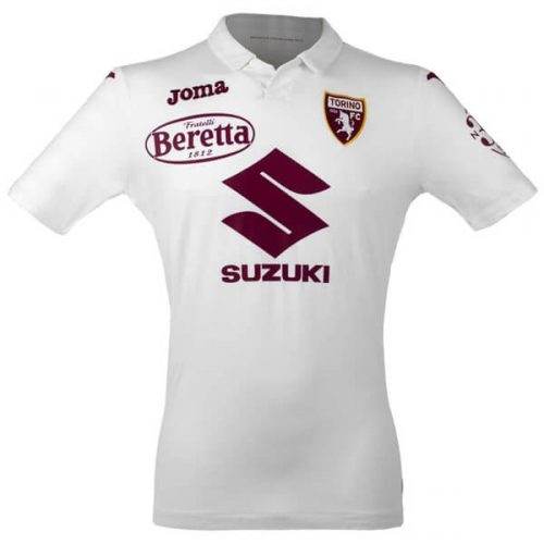 Torino Away Football Shirt 20 21