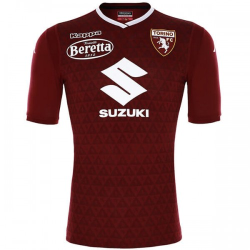 Torino Home Football Shirt 18 19