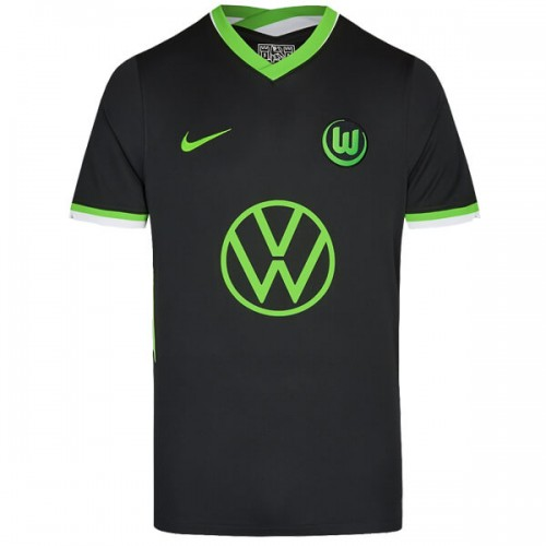 VFL Wolfsburg Away Football Shirt 20 21