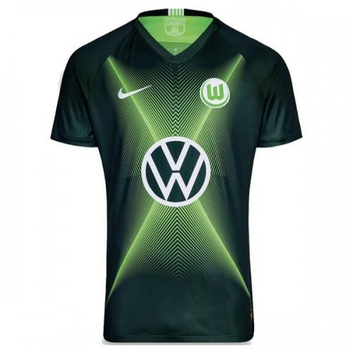 VFL Wolfsburg Home Football Shirt 19 20