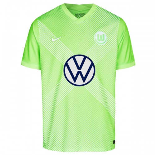 VFL Wolfsburg Home Football Shirt 20 21
