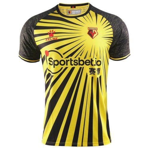 Watford City Home Football Shirt 20 21