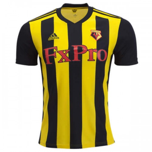 Watford Home Football Shirt 1819