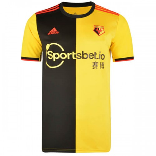Watford Home Football Shirt 19 20
