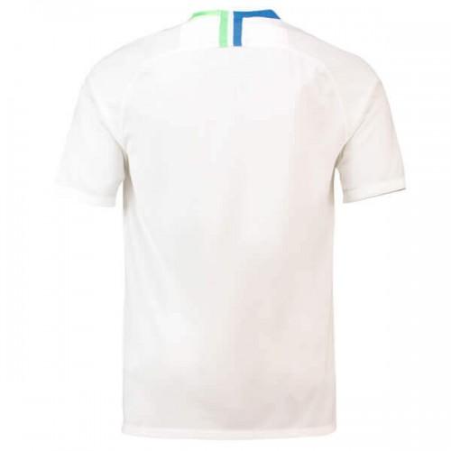Wolfsburg Away Football Shirt 18 19