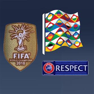 8ac5f933d46 France 2018 World Cup 2 Star Home Football Shirt - SoccerLord