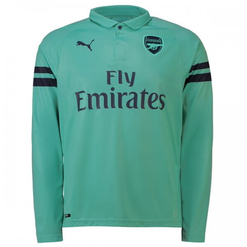 Arsenal 3rd Long Sleeve Football Shirt 1819