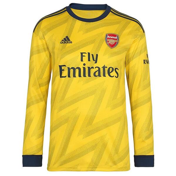 sale retailer f0292 c758b Arsenal Away Long Sleeve Football Shirt 19/20