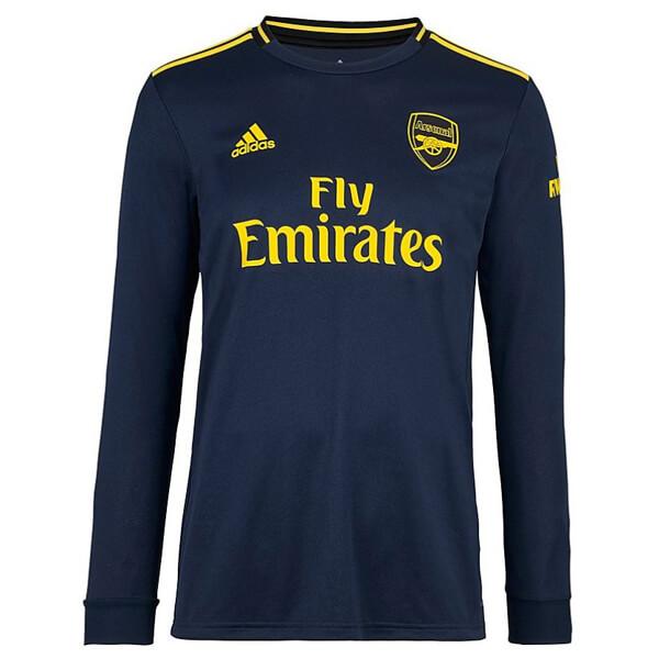 low priced d1666 d2b9e Arsenal Third Long Sleeve Football Shirt 19/20