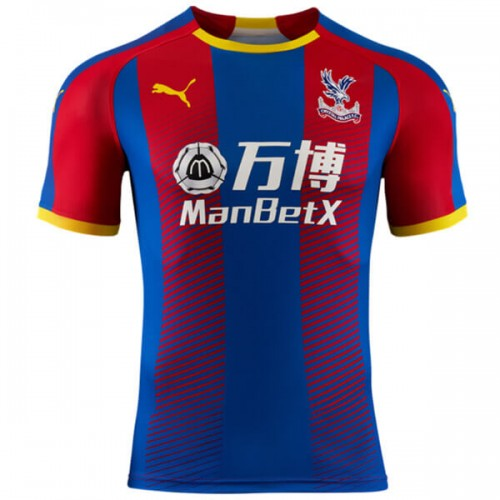 Crystal Palace Home Football Shirt 18 19