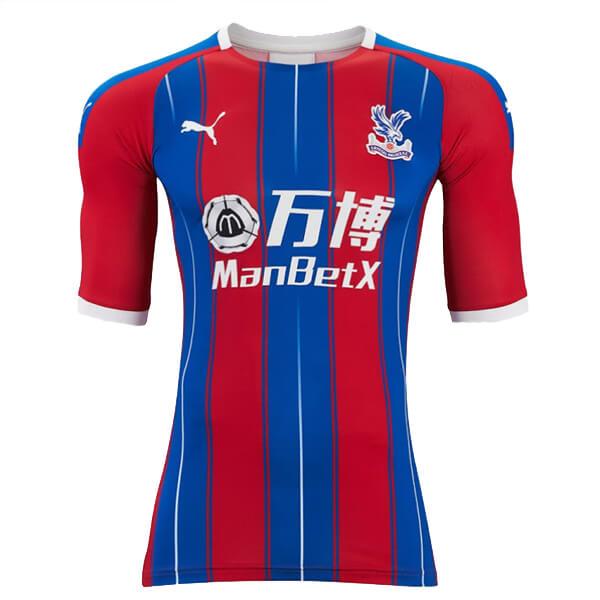 Crystal Palace Home Football Shirt 19 20