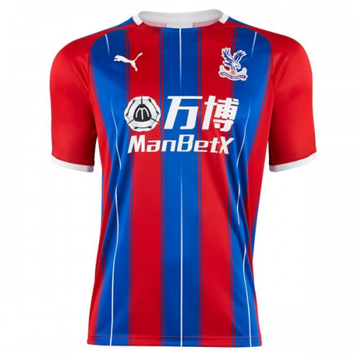 Crystal Palace Home Football Shirt 1920