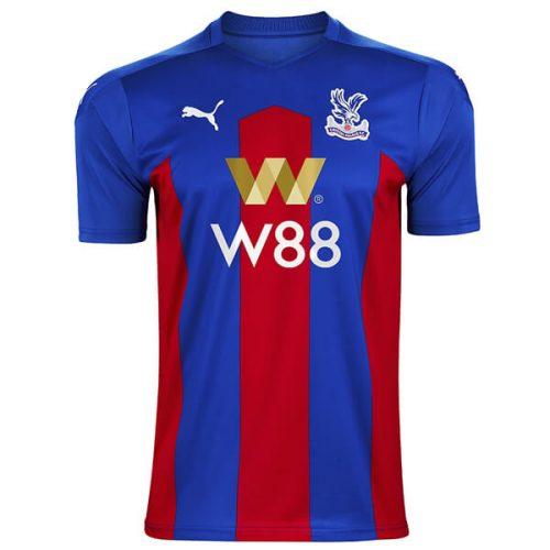 Crystal Palace Home Football Shirt 20 21
