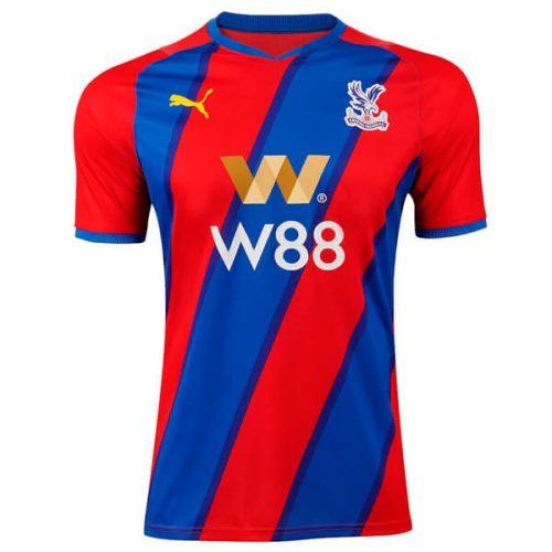 Crystal Palace Home Football Shirt 21 22