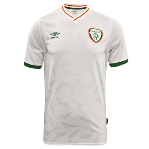 Ireland Away Football Shirt 2021